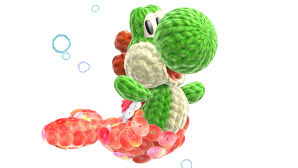 Yoshi�s Woolly World © Nintendo, Good-Feel