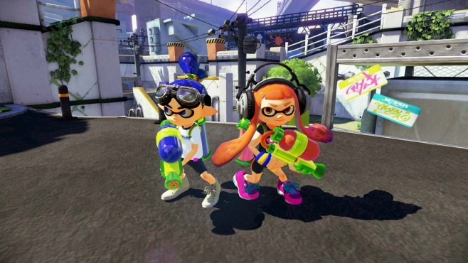 Splatoon: Duo © Nintendo