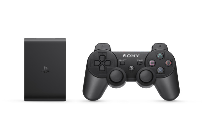 PlayStation TV: Dualshock 3 © Sony