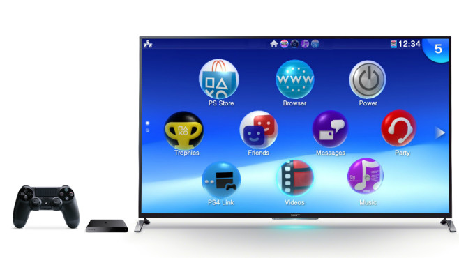 PlayStation TV: Vita © Sony