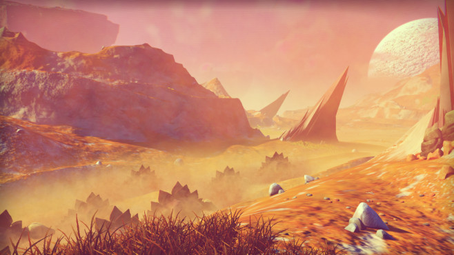 No Man's Sky: Planet © Hello Games