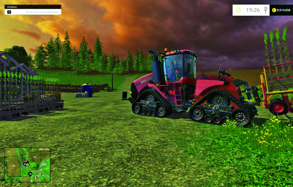 Landwirtschafts-Simulator 15 © Giants Software