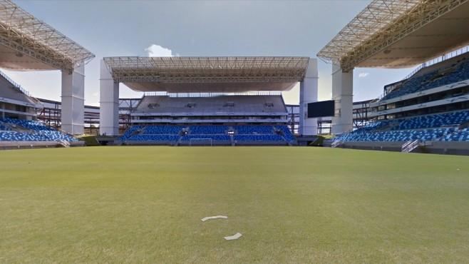 Arena Pantanal (das frühere Estádio José Fragelli), Cuiaba ©Google Street View