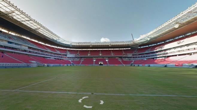 Arena Pernambuco, Recife ©Google Street View