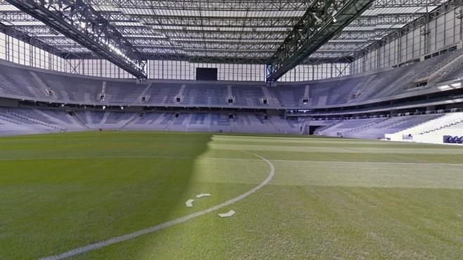 Arena da Baixada (Estádio Joaquim Américo Guimarães), Curitiba ©Google Street View