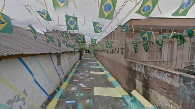 Fan-Straße ©Google Street View