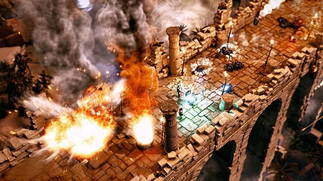 Lara Croft und der Tempel des Osiris ©Square Enix