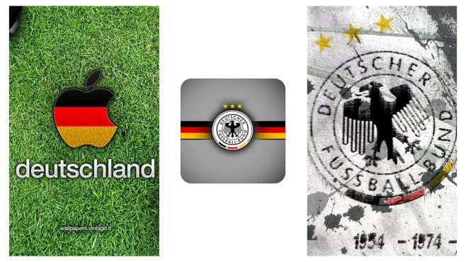 Germany 2014 Wallpaper © CBF Soft