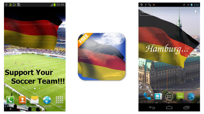Germany Flag © App4Joy