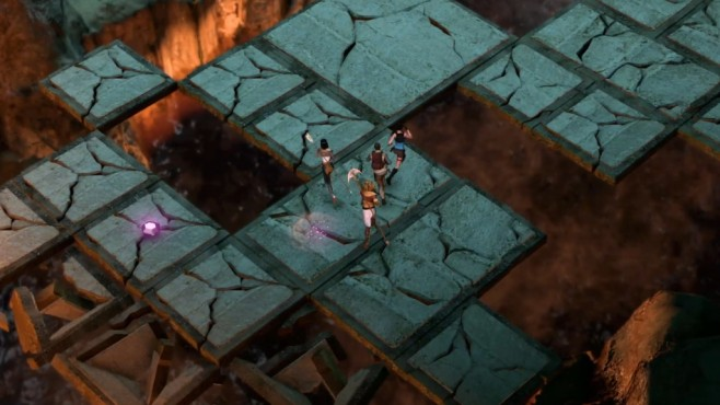 Lara Croft and the Temple of Osiris © Square Enix