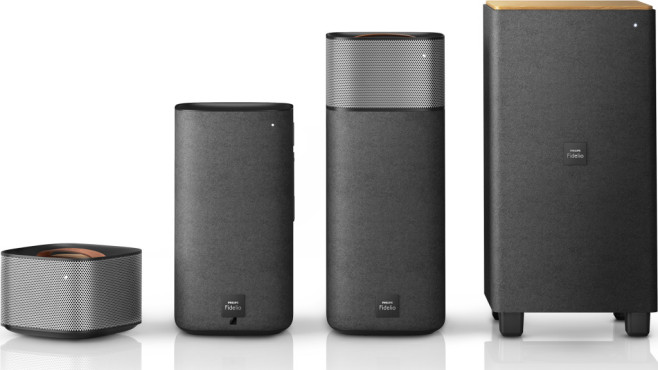 Philips Fidelio E5 © Philips