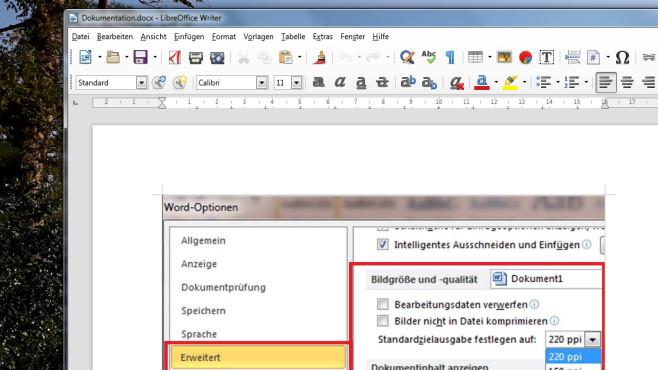 LibreOffice: Büro-Paket inklusive PDF-Umwandlung ©COMPUTER BILD