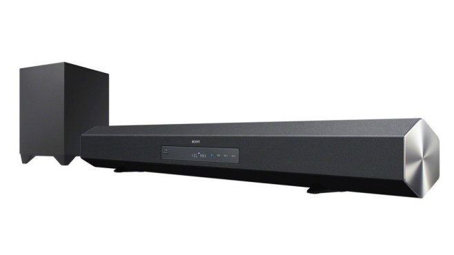 Soundbar: Sony HT-CT260H © Sony
