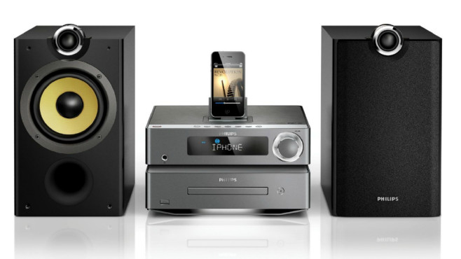 Stereo-Anlage: Philips DCB8000 © Philips