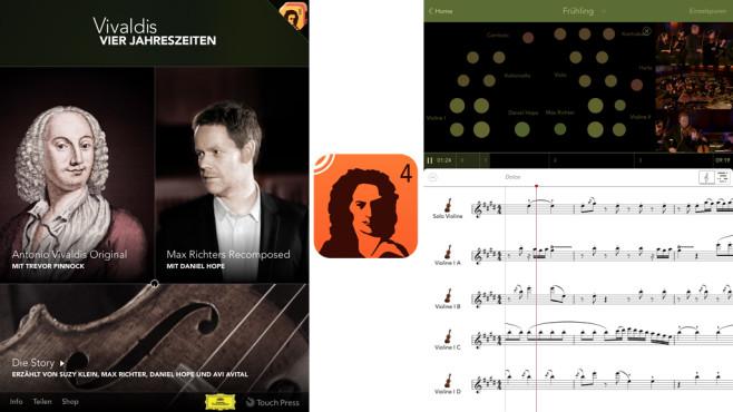 Vivaldis Vier Jahreszeiten ©Touch Press