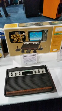 Cartridge Telegames System Video Arcade von Sears © COMPUTER BILD SPIELE