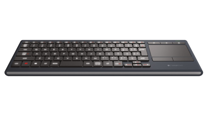 Logitech Illuminated Living-Room Keyboard K830 © Logitech