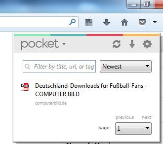 Pocket ©Read It Later, Inc.