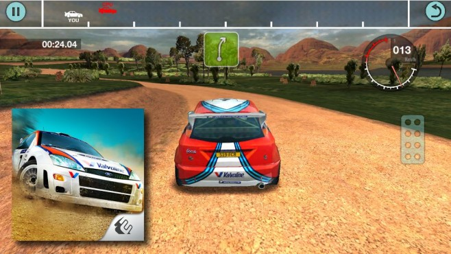 Colin McRae Rally © Thumbstar Games