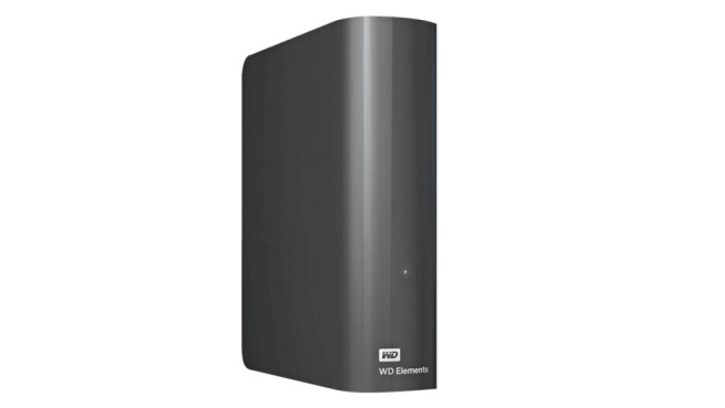 Western Digital Elements Desktop 2TB © Media Markt