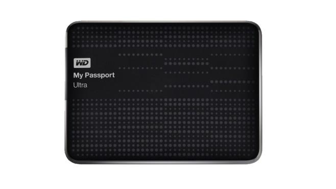 Western Digital My Passport Ultra 1TB ©Media Markt