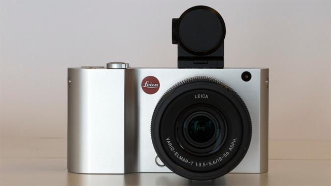 Leica T: Edel-Systemkamera ©COMPUTER BILD