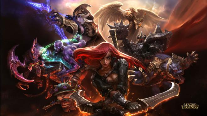League of Legends: Champions ©Riot Games
