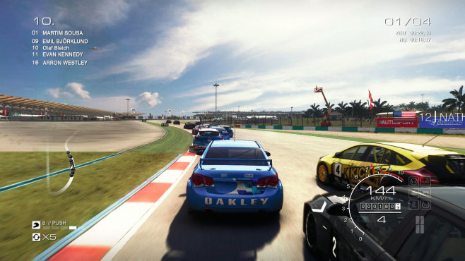 Grid – Autosport © Codemasters