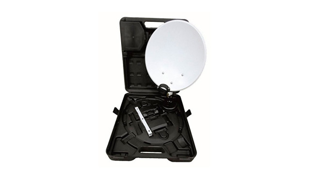Opticum Easyfind Sat-Anlage mit HD X300mini © Opticum