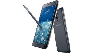 Samsung Galaxy Note Edge ©Samsung