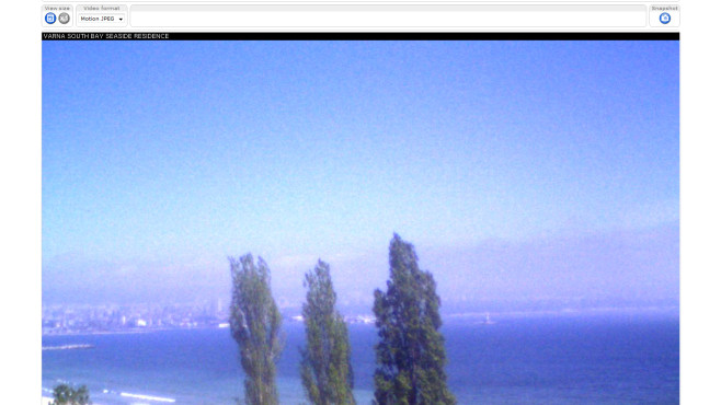 Varna (Bulgarien) © Axis Commincations / http://77.71.115.28:81/view/viewer_index.shtml – Screenshot