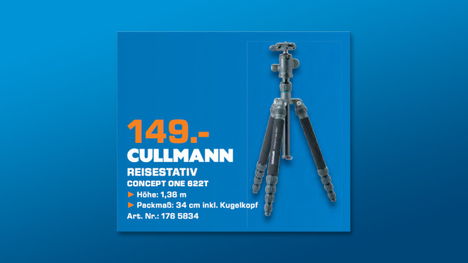 Cullmann Concept One 622T ©Saturn