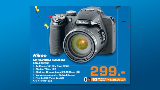 Nikon COOLPIX P530 ©Saturn