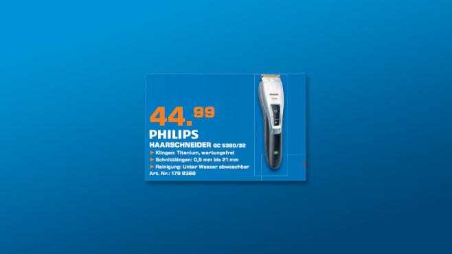 Philips QC 5380/32 ©Saturn