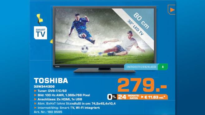 Toshiba 32W3443 ©Saturn