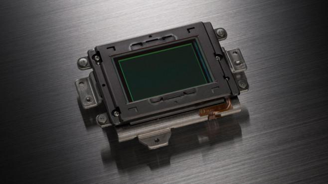 Nikon D810 Sensoreinheit ©Nikon