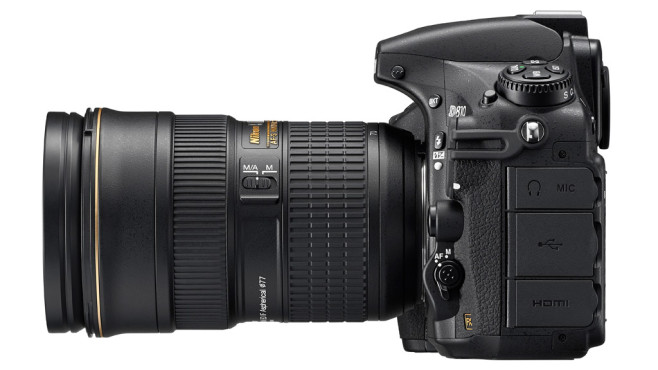 Nikon D810 links ©Nikon