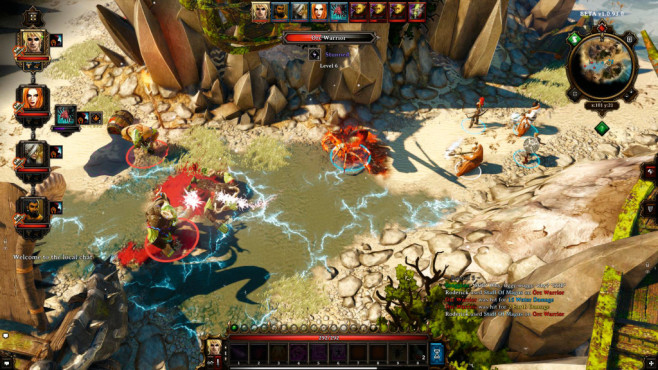 Divinity – Original Sin © Daedalic Entertainment