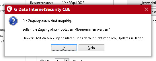 G Data Internet Security CBE © COMPUTER BILD