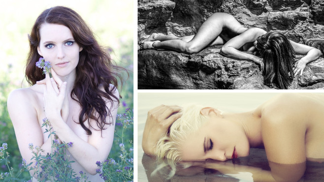 Die 100 heißesten Sommer-Babes ©Fotohuette, Claudia-H, Rauschfilter
