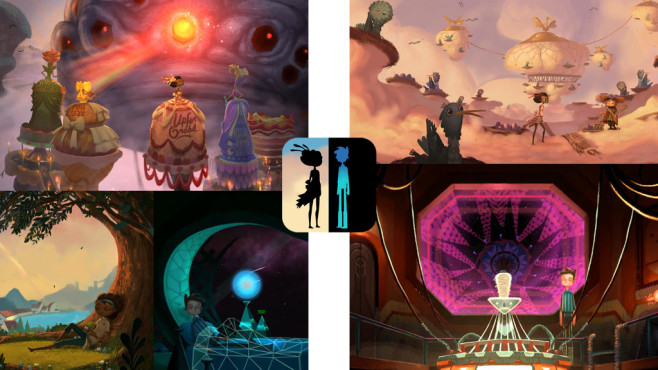 Broken Age © doublefine productions
