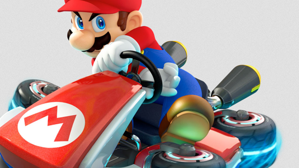 mario kart 8 knackt 2 millionen marke computer bild spiele. Black Bedroom Furniture Sets. Home Design Ideas