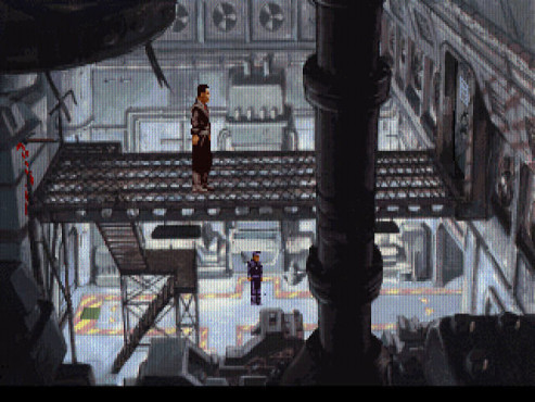 Beneath A Steel Sky © Revolution Software