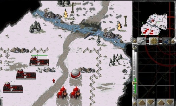 Command & Conquer - Alarmstufe Rot © Electronic Arts