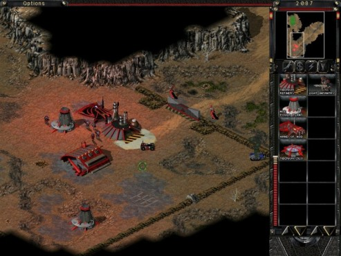 Command & Conquer - Tiberian Sun © Electronic Arts