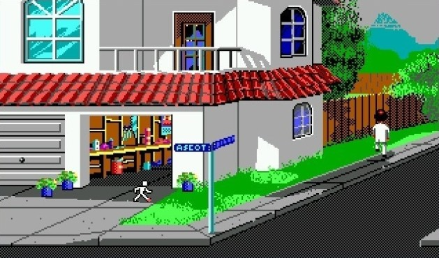 Leisure Suit Larry 2: Goes Looking for Love (In Several Wrong Places) © Classic Gaming