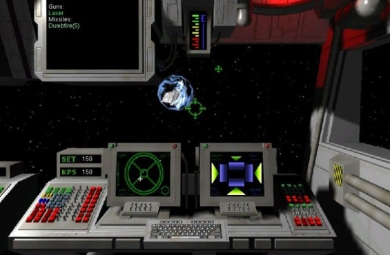Wing Commander: Privateer Gemini Gold © Open Source