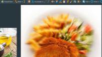 Zerrung zum Betrachter hin ©Fotolia--Jacek Chabraszewski-Fried pork chop, French fries and vegetables