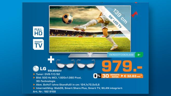 LG 55LB650V ©Saturn