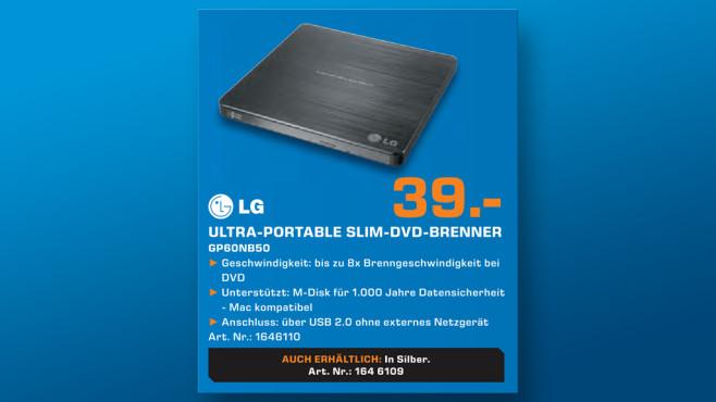 LG GP60NB50 ©Saturn